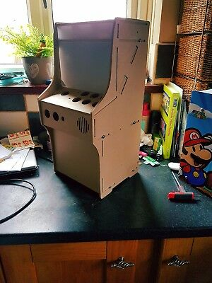 Mini DK Stand Up Arcade Flat Pack Cabinet Kit (Mame / Raspberry Pi)