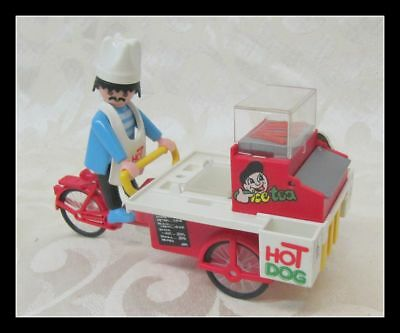 Playmobil - Hot Dog Stand (Pm 25 - 67)