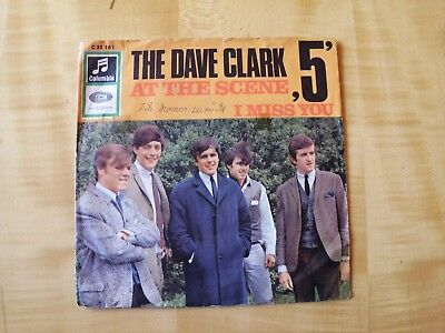 Dave Clark Five - At the scene  - Nur Cover!