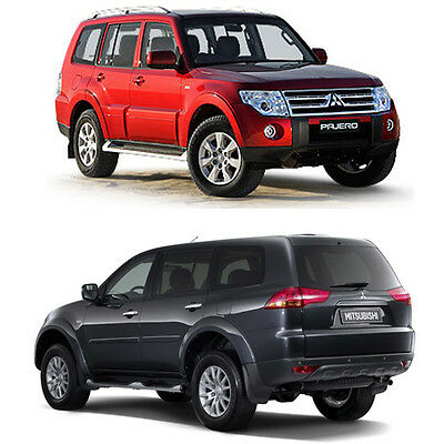 Mitsubishi Pajero 2006-2016 WORKSHOP SERVICE REPAIR MANUAL