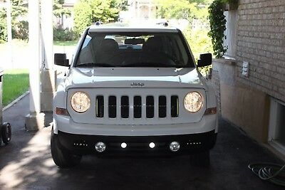 Jeep: Patriot HIGH ALTITUDE Almost new JEEP PATRIOT HIGH ALTITUDE AWD (4X4) with 29500 km. only!