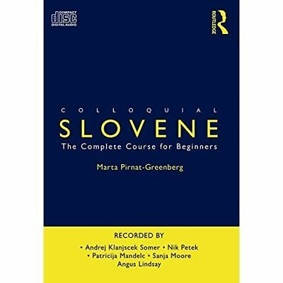 Colloquial Slovene: The Complete Course for Beginners P