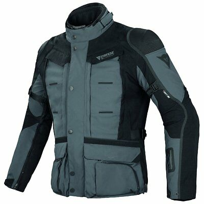 Dainese D-Explorer Gore-Tex Jacket Gray/Black/Dark Gray