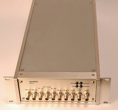 ABI Applied Biosystems QSTAR Ionwerks  Time-to-digital converter TDCx4