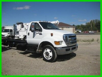 2012 FORD Used CAB AND CHASSIS