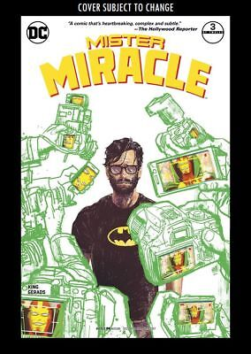 Mister Miracle, Vol. 4 #3B - Variant (Wk41)