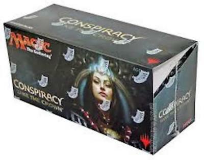 MTG: Conspiracy Take the Crown Booster Box (Sealed) with Free P&P