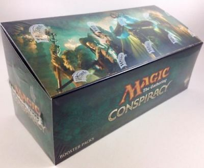 MTG: Conspiracy Booster Box (Sealed) with Free P&P