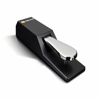 Universal Sustain Pedal w/ Piano Style Action for MIDI Keyboards Digital Pianos