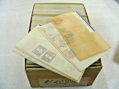 WW, BRITISH COLONIES, old time Accumulation of 2000+ Stamps in glassines