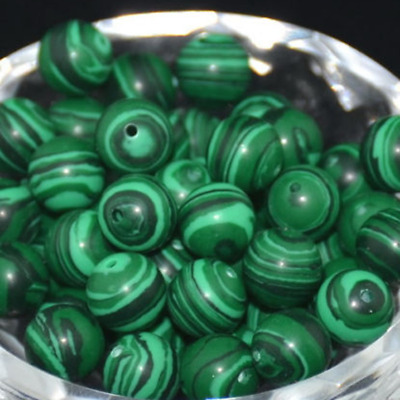 40Pcs Wholesale Lot Natural Stone Gemstone Round Spacer Loose Beads 4mm