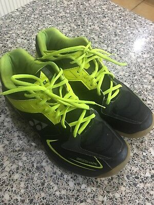 Yonex men's Badminton shoes shb 75ex size 8.5 UK 42 EUR hardly used