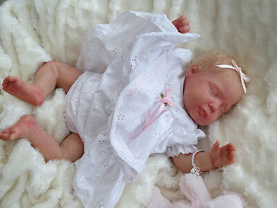 Absolutely Beautiful 'evie' Reborn Baby Girl Doll