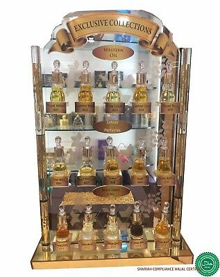 Ajmal Perfumes Exclusive Collection - 15 exquisite Oil Perfumes Branded Bottle