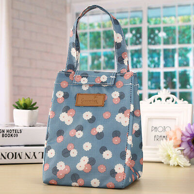 Portable Insulated Thermal Cooler Lunch Box Tote Storage Bag Picnic Container2