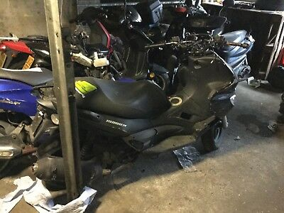 Gilera runner 125 2011spares or repair frame engine project