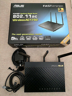 Asus RT-AC66U 1750Mbps Wireless Router