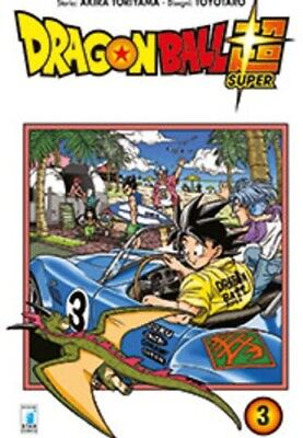 manga DRAGON BALL SUPER N. 3 -  nuovo italiano - star comics