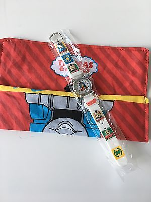 Thomas the Tank Engine Watch and Fabric case