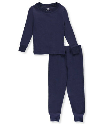 Ice2O Little Boys' Toddler 2-Piece Thermal Long Underwear Set (Sizes 2T - 4T)