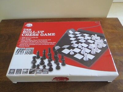 Dream Cheeky USB Roll up Chess New