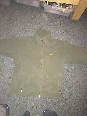 Wychwood Zipped Fishing Jumper