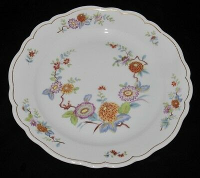 """Hutschenreuther MANDALAY #31372 Floral, Bread & Butter Plate, 6 1/4"""""""