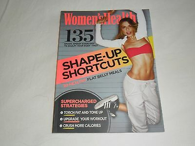 Women's Health - Shape-Up Shortcuts - Book/mag - Exercises - Flat Belly - L@@k