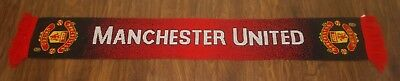 Official Manchester United Scarf