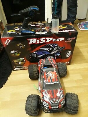 1/8th scale monster truck