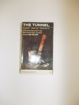 The Tunnel by Eric Williams paperback
