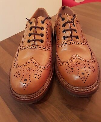 Loake Edward shoe size 10 brown