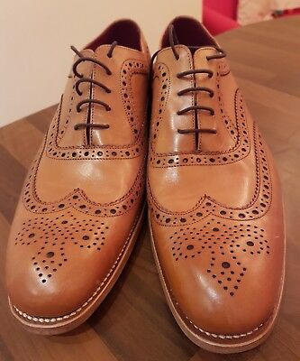Loake Fearnley shoe size 11 brown