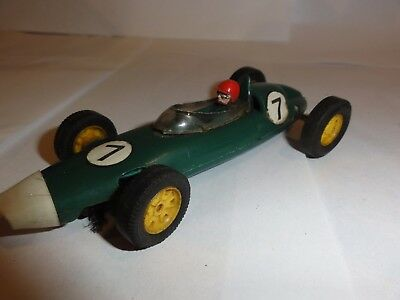 Scalextric C72 BRM Green.