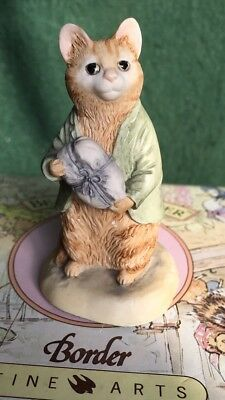Border Fine Arts Beatrix Potter - Ginger The Cat