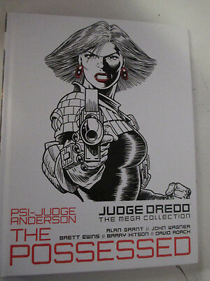 Judge Dredd: The Mega Collection book 8 the possessed
