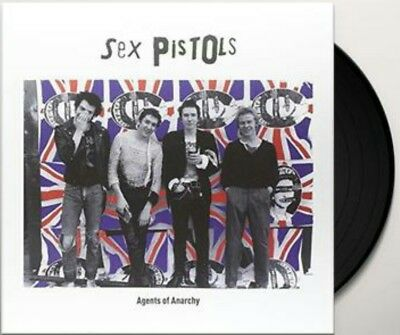 Agents Of Anarchy Sex Pistols Vinyl, As New