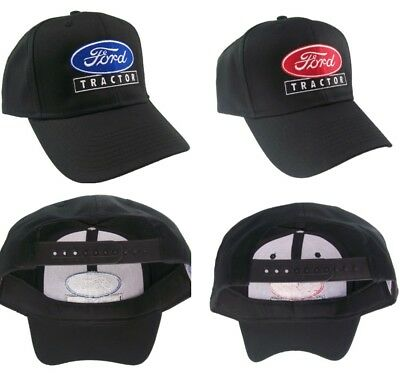 b02a07b37eb FORD TRACTOR FARM Embroidered Mesh Cap Hat  40-8200M Choose blue or ...