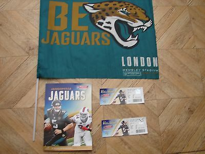 NFL Wembley 2015, Buffalo bills & Jacksonville jaguars