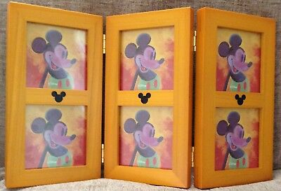 Disney Parks Mickey Mouse Photo Picture Frame