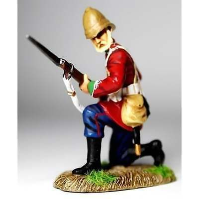 Empire Miniatures 1:32 ZW-2005 Zulu Wars 24th Foot Private Kneeling Firing Nom2