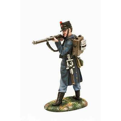 Empire Miniatures 1:32 W1-1401 WW1 Belgian 10th Line Inf Standing Firing No 1