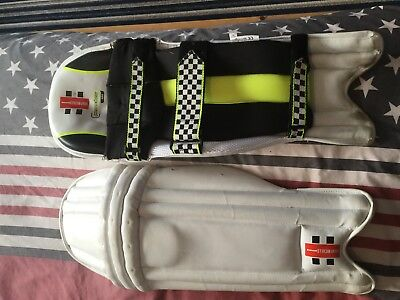 Grey nicolls youth cricket pads