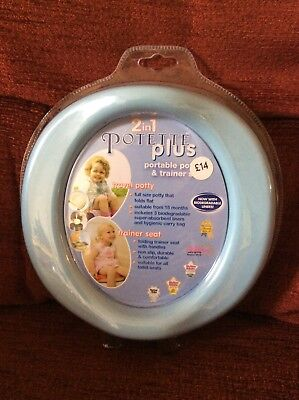 Potette Plus Potty. New In Pack