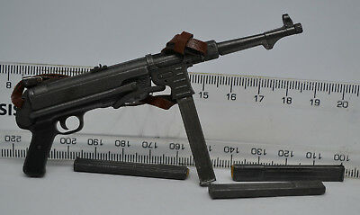Brand New Dragon 1/6th Scale German Werner Lehmann MP40 SMG + Sling GDRW17