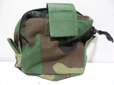 Specialty Defense Army Pocket Medic Pouch Woodland Bdu First Aid Usgi Tactical