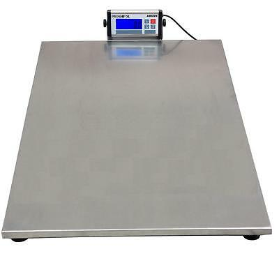 EXTRA LARGE 350Kg Heavy Duty Parcel Platform Shipping Warehouse Floor Vet Scales