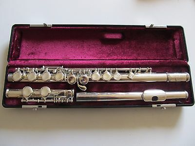 Jupiter Flute - hardly played - nearly new condition JP 5011E