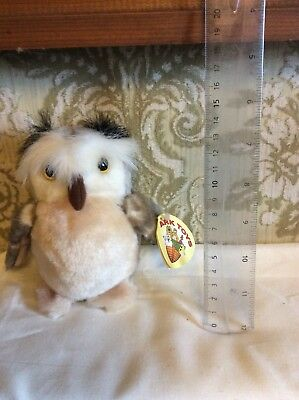 Brown Owl Soft Toy New With Tags 14cm Tall