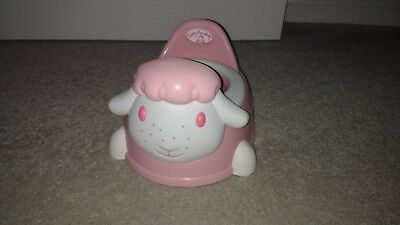 Baby Annabell Potty Time Training Potty With Noises.